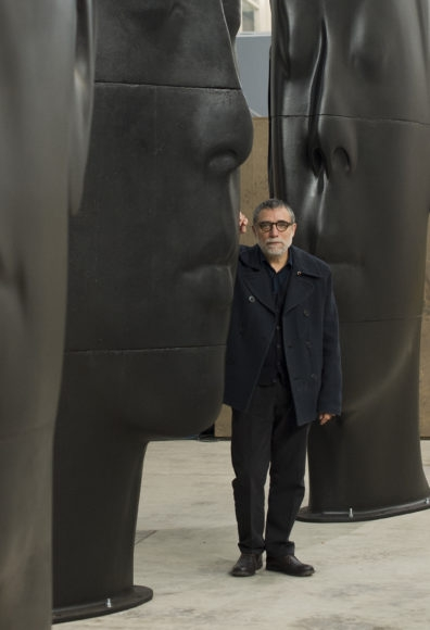 Susan T. Marx Distinguished Lecture with Jaume Plensa