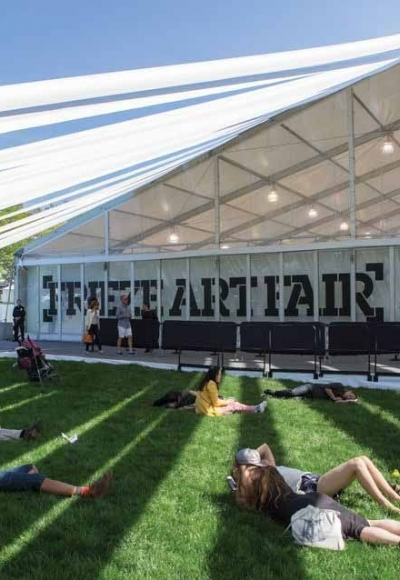Whisky drinking, dog walking and gardening: art dealers' plans for the alternative Frieze New York