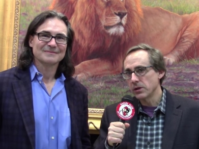John Banovich: Interview with writer Todd Wilkinson at SCI 2016