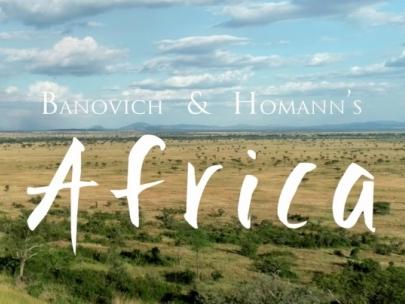 Banovich & Homann's Africa 2018