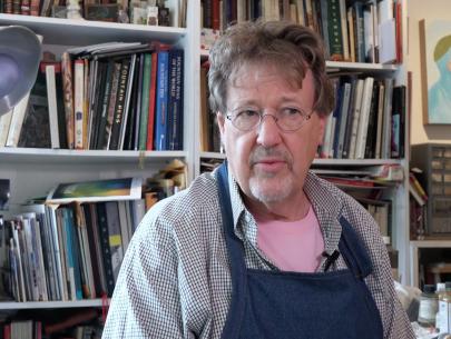 A Studio Visit with Tom Knechtel