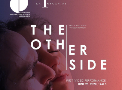 """Luisa Rabbia's """"Love"""" featured in new music video """"THE OTHER SIDE"""""""