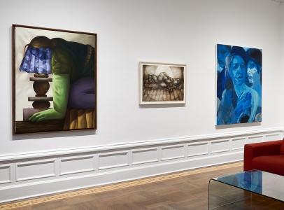 12 Artists - Harper's Apartment