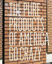 Aaron Siskind and Frederick Sommer: Pure Products of America go Crazy