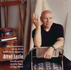Alfred Leslie to receive Yaddo Artist Medal