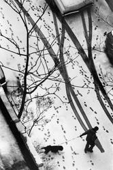 Andre Kertesz's Photos From His Window