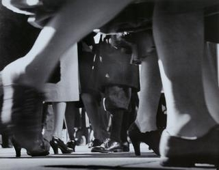 Aaron Siskind, Barbara Morgan, and Lisette Model at the Addison Gallery of American Art