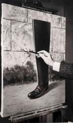 Magritte on France-Amérique