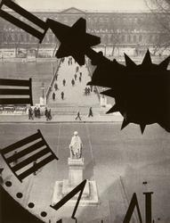 André Kertész and Frederick Sommer at the National Gallery of Art