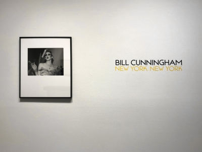 GOSEE LOVES ... BILL CUNNINGHAM | NEW YORK, NEW YORK