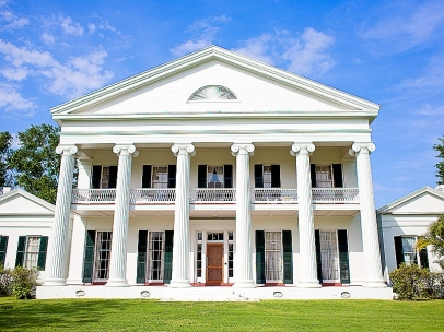 Madewood Mansion, 1846, Napoleonville, Louisiana