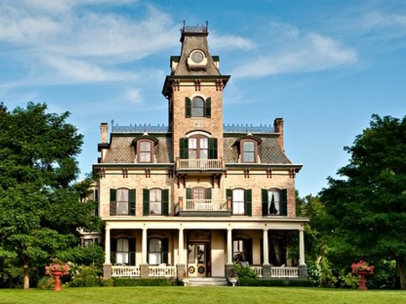 Cordt's Mansion 1873, Kingston, NY: Cordt's Mansion