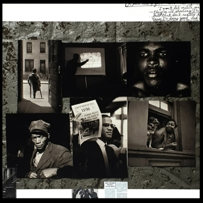 Gordon Parks: Collages by Peter Beard