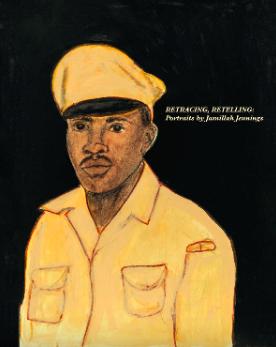 Retracing, Retelling: Portraits by Jamillah Jennings