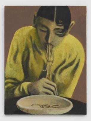 Lenz Geerk, Spaghetti, 2018