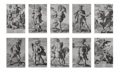 The Roman Heroes