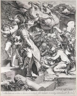 Stock, Adoration of the Shepherds