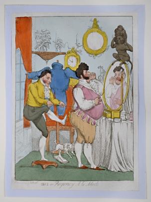 1812 or Regency a la Mode
