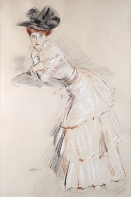 Portrait of Madame Helleu