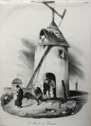 Le Moulin de Télégraphe