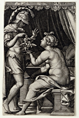 Pencz, Medea Giving Jason the Household Gods