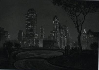 Anton Shutz, Plaza Lights