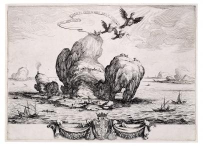Callot, Le Grand Rocher