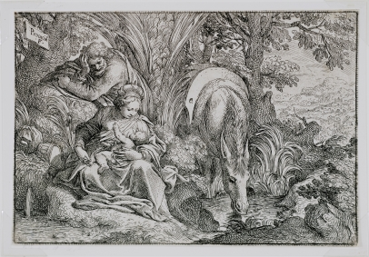 Procaccini, The Rest on the Flight to Egypt
