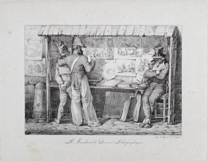 Le Marchand de Dessins Lithographiques