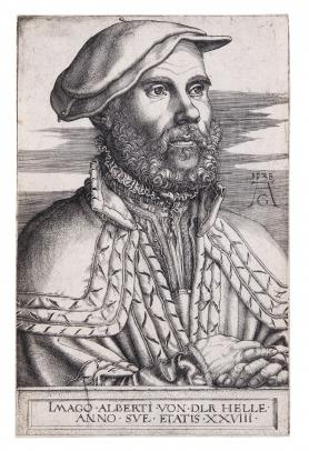 Aldegrever, Albert van Helle
