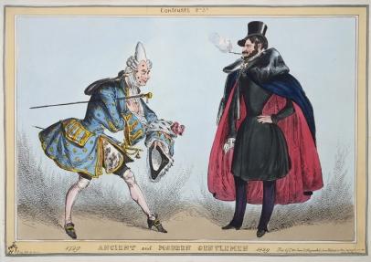 William Heath, Ancient and Modern Gentlemen