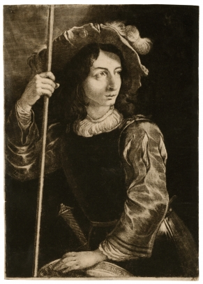 Prince Rupert of the Rhine, The Standard Bearer