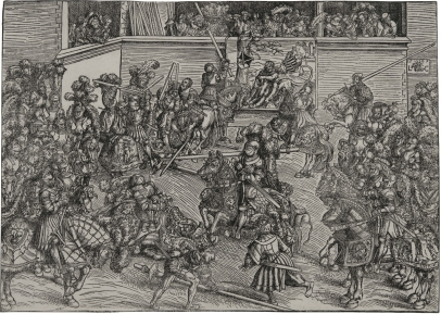 Cranach, The Second Tournament