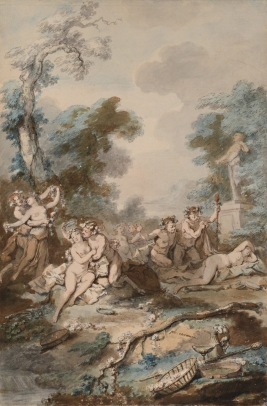 Jacques-Phillipe Caresme, Bacchanal