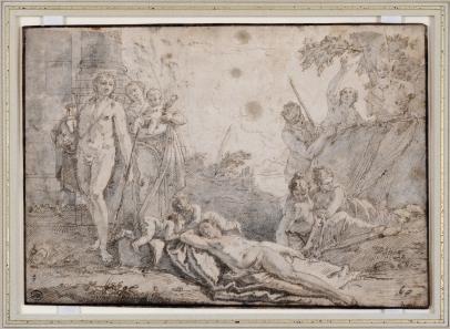 Fontebasso, Figuress by a Herm