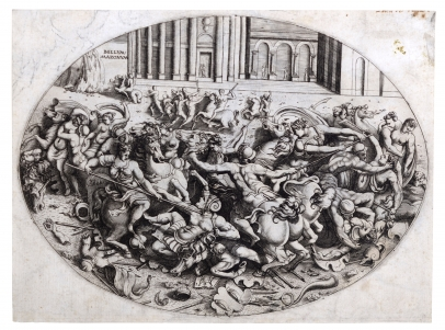 Vico, The Battle of the Amazons