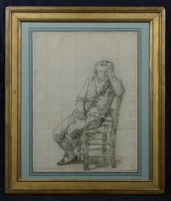 The Poet, André Chénier