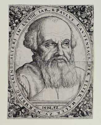 Portrait of Paul Lautensack