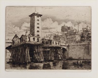 La Pompe Notre-Dame
