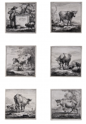 Berchem, Set of the Cows