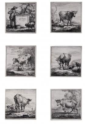 Berchem, Set of the Cows