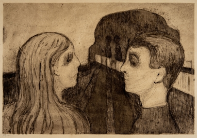 Edvard Munch, Attraction II