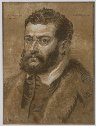 Jegher, Portrait of Giovanni Cornaro (After Rubens)