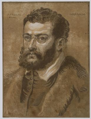 Jegher, Portrait of Giovanni Cornaro (After Rubens)
