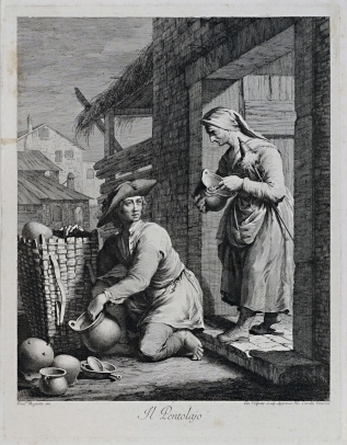 The Seller of Pots and Pans