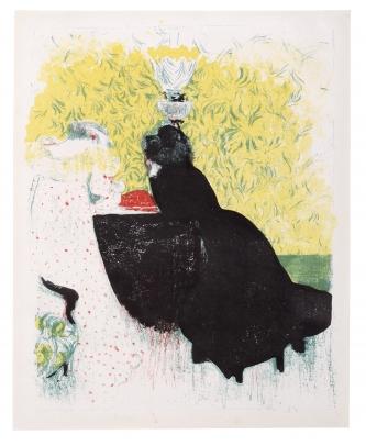 Jean-Édouard Vuillard, Les Deux Belles-Soeurs