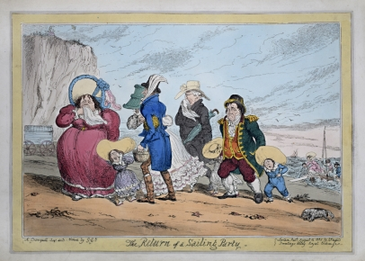 Cruikshank, George