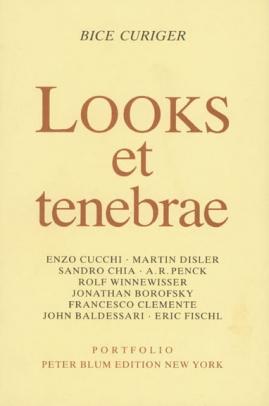 Looks et Tenebrae by Bice Curiger