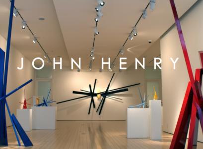 John Henry: New Sculpture