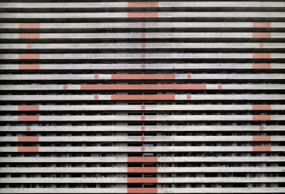 Michael Wolf - Industrial | Bruce Silverstein Gallery